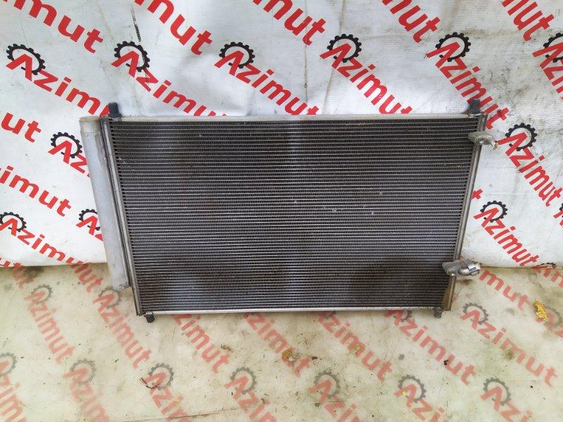 Радиатор кондиционера Toyota Wish ZGE20 2ZR-FAE (б/у) 10