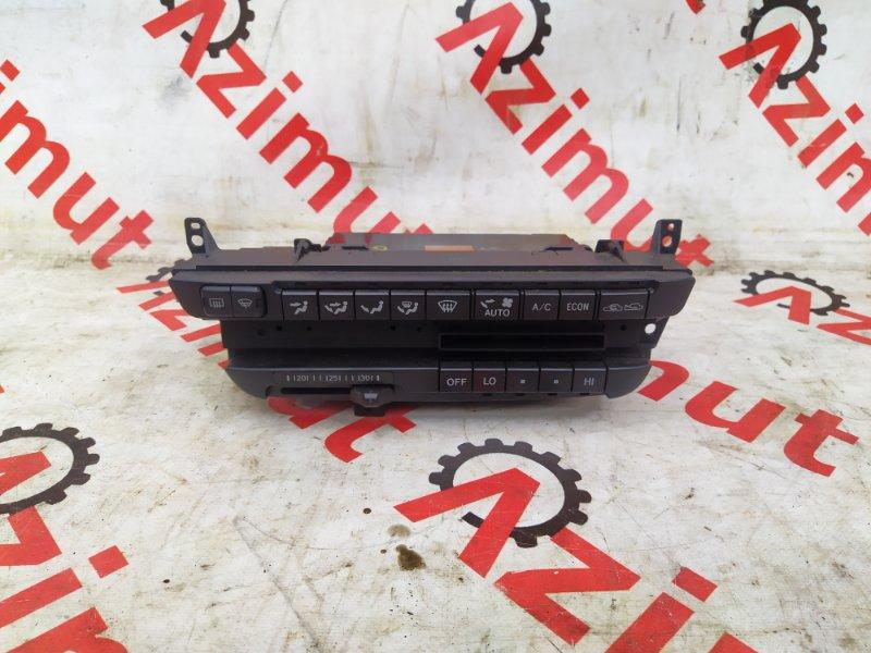 Блок управления климат-контролем Toyota Carina ST190 4SFE 1992 (б/у) 108 88650-2B250