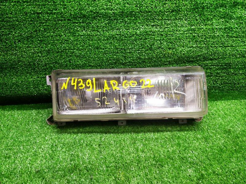 Фара Nissan Largo KMGC22 правая (б/у) 11052439