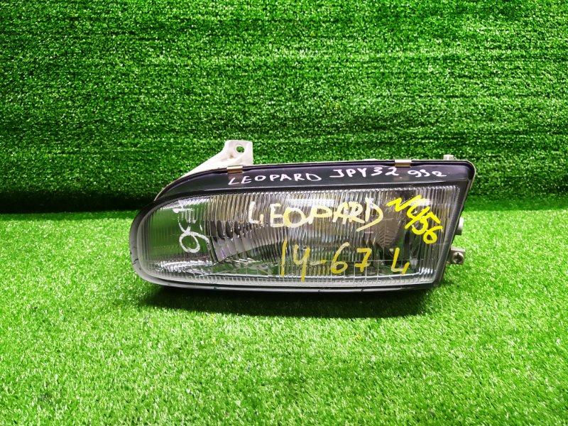 Фара Nissan Leopard JPY32 левая (б/у) 1467