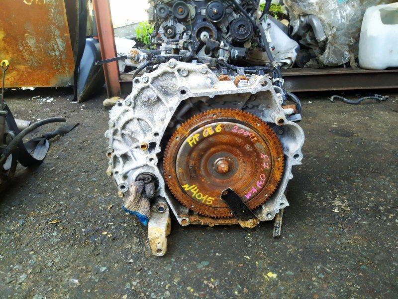 Акпп Honda Fit GE6 L13A 2009 (б/у) 4015 SE5A