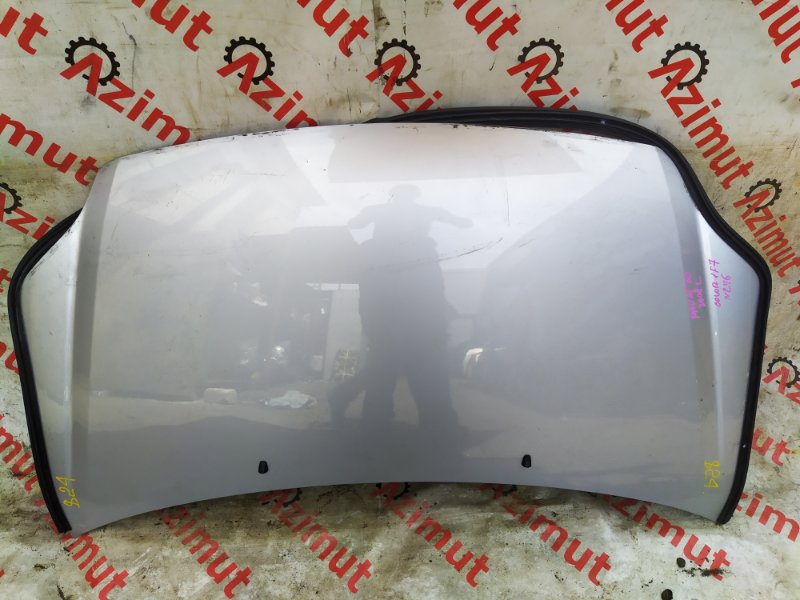 Капот Toyota Raum NCZ20 1NZFE 2008 (б/у) 824
