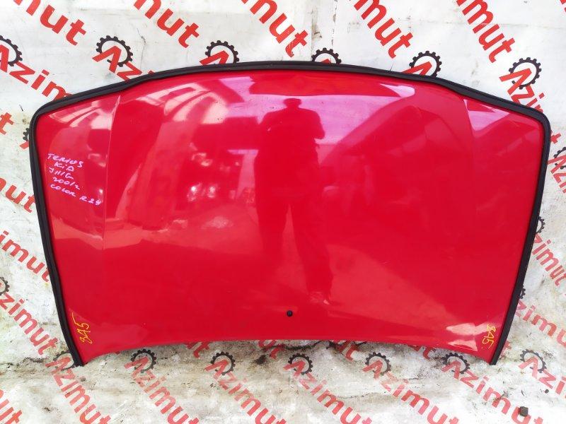 Капот Daihatsu Terios Kid J111G 2001 (б/у) 845
