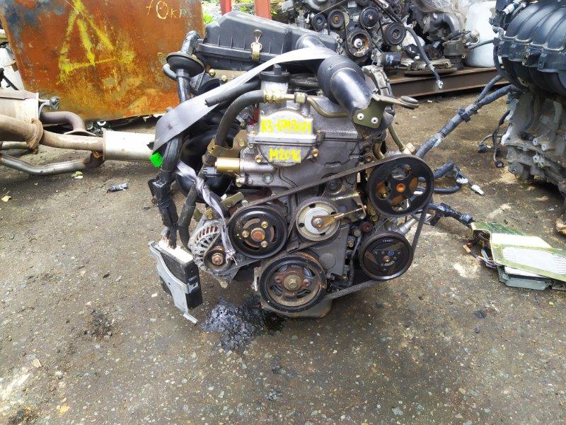 Двигатель Daihatsu Yrv M201G K3VE 2000 (б/у) 0793071
