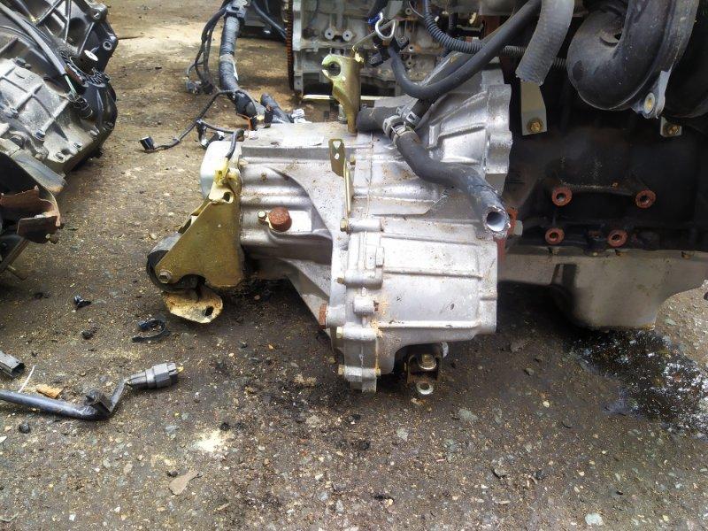 Мкпп Daihatsu Yrv M201G K3VE 2000 (б/у) 071