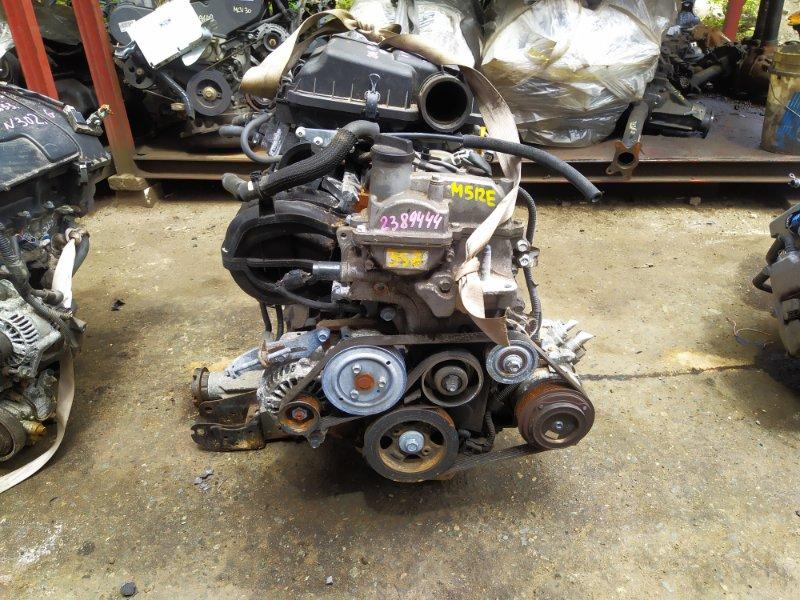 Двигатель Toyota Passo Sette M512E 3SZVE 2009 (б/у) 2389444