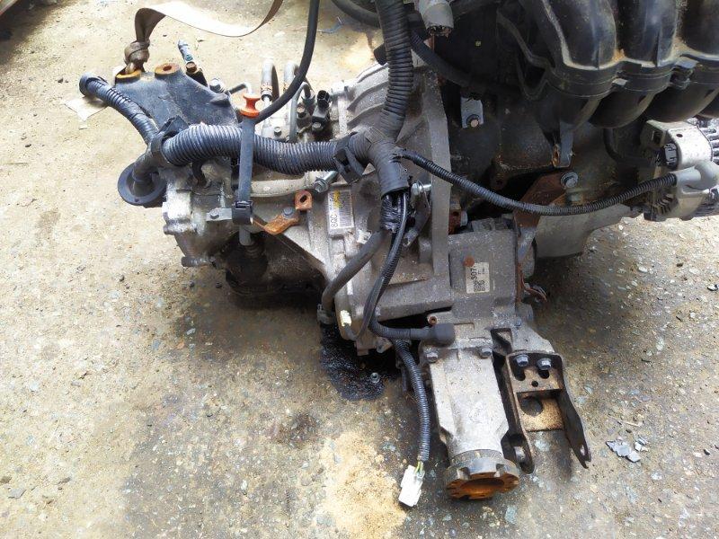 Акпп Toyota Passo Sette M512E 3SZVE 2009 (б/у) 444