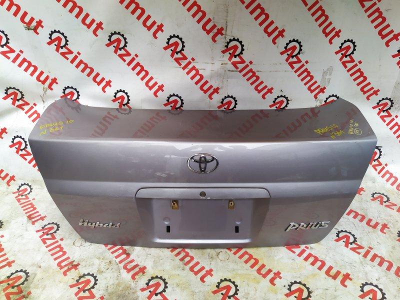Крышка багажника Toyota Prius NHW10 1NZFXE 1998 (б/у) 361
