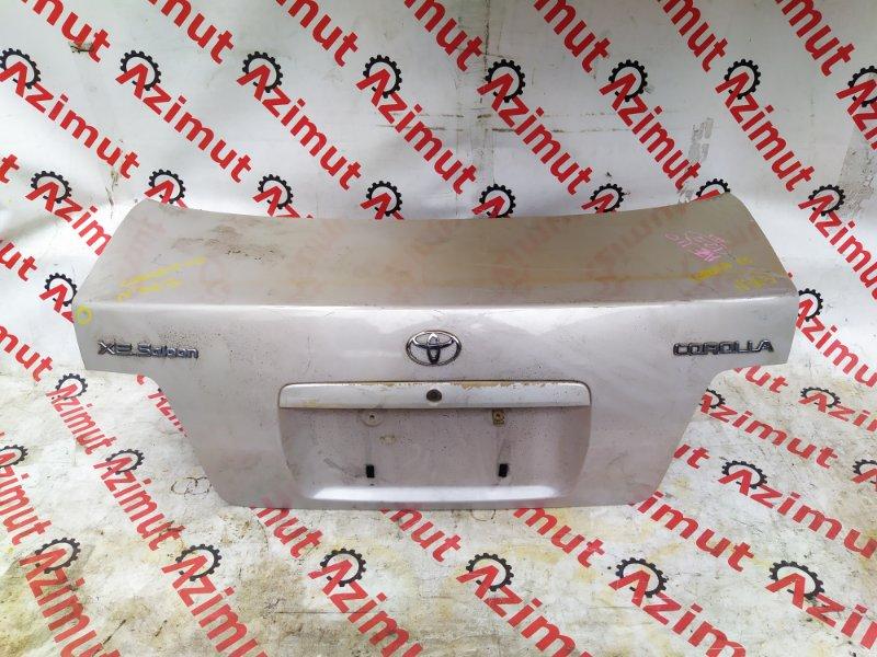 Крышка багажника Toyota Corolla AE110 1996 (б/у) 363