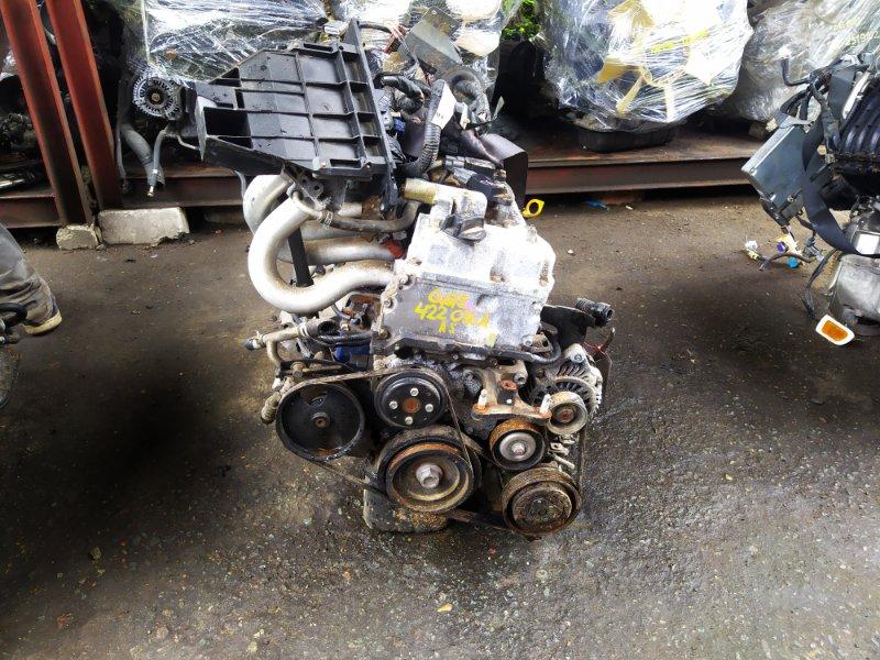 Двигатель Nissan Wingroad WFY11 QG15DE 2003 (б/у) 422036A