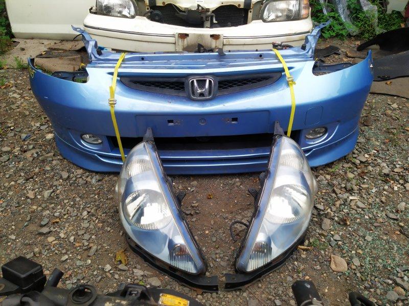 Nose cut Honda Fit GD4 L13A 2003 (б/у) 615