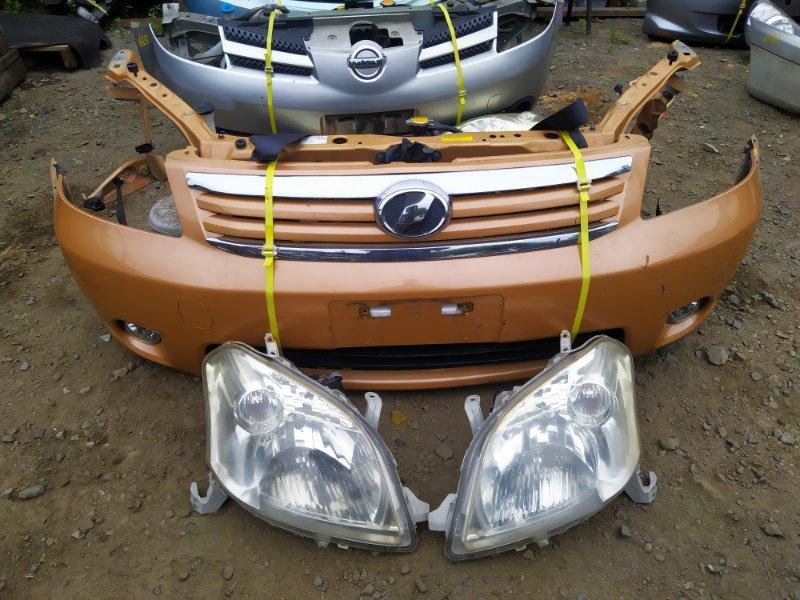 Nose cut Toyota Raum NCZ20 1NZFE 2009 (б/у) 631