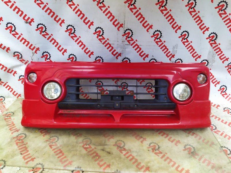 Бампер Daihatsu Terios Kid J111G 2002 передний (б/у) 550