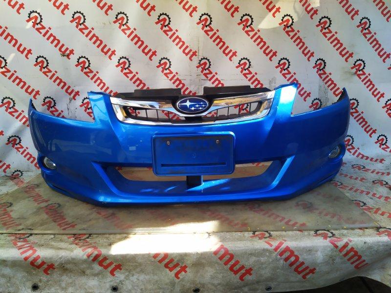 Бампер Subaru Exiga YA5 2008 передний (б/у) 569
