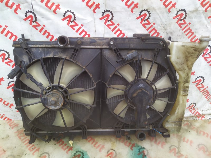 Радиатор основной Honda Stream RN5 K20A (б/у) 908