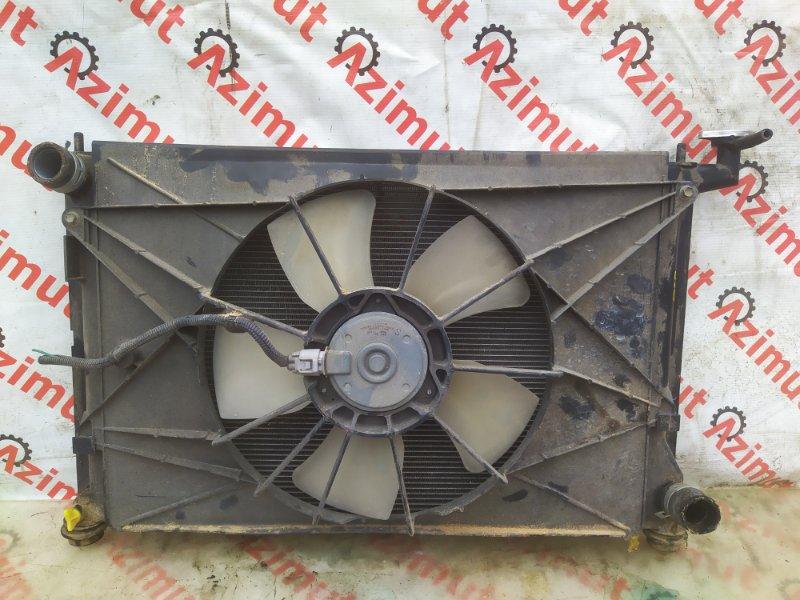 Радиатор основной Toyota Isis ZNM10 1ZZFE 2004 (б/у) 912