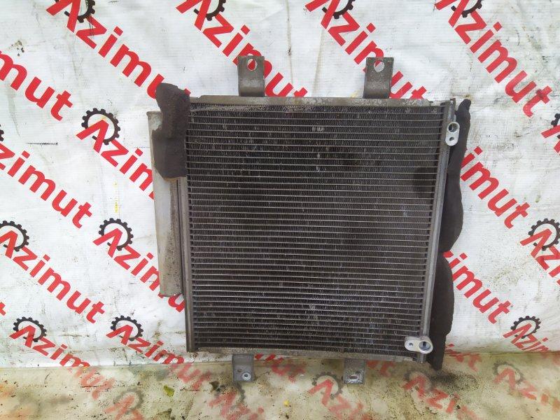 Радиатор кондиционера Toyota Passo KGC10 1KRFE 2006 (б/у) 929