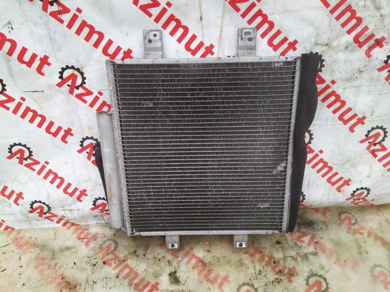 Радиатор кондиционера Toyota Passo KGC10 1KRFE 2006 (б/у) 930