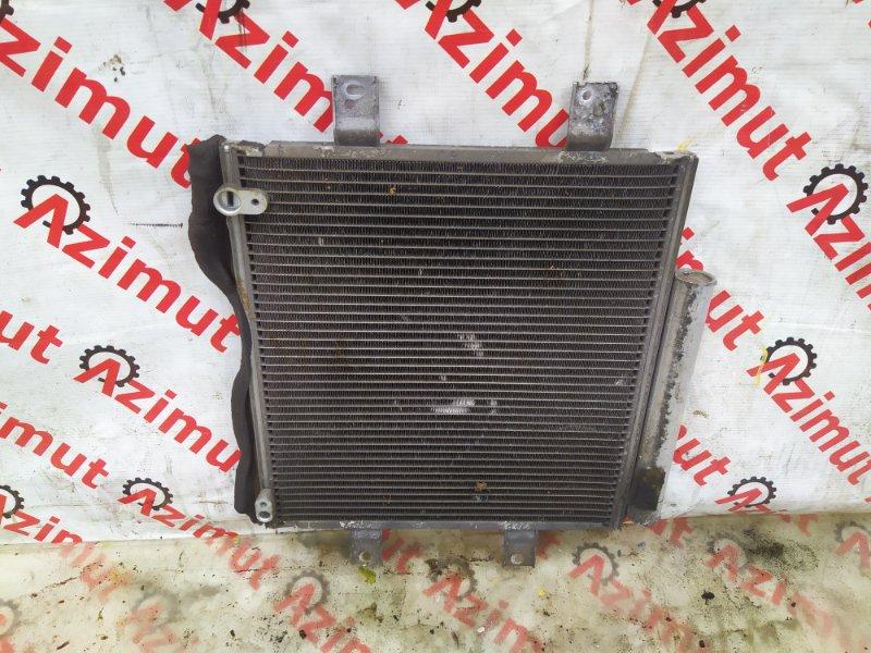Радиатор кондиционера Toyota Passo KGC10 1KRFE 2006 (б/у) 932