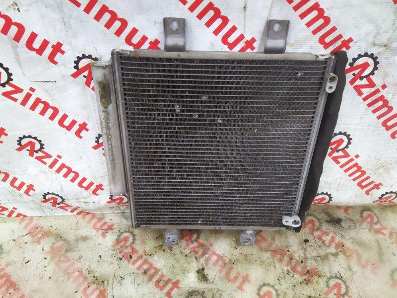 Радиатор кондиционера Toyota Passo KGC15 1KRFE 2007 (б/у) 934
