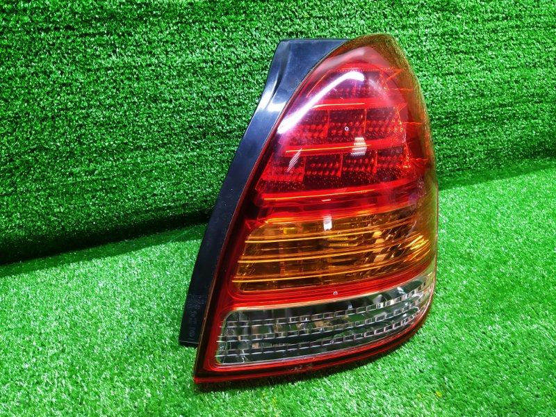 Стоп-сигнал Toyota Corolla Spacio ZZE124 1ZZFE 2003. правый (б/у) 13-96