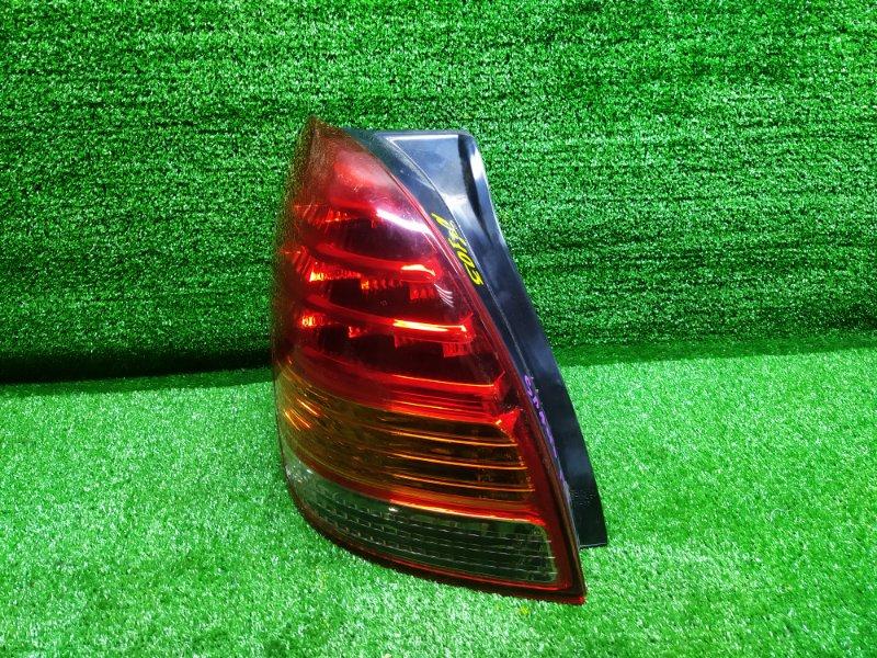 Стоп-сигнал Toyota Corolla Spacio ZZE124 1ZZFE 2003. левый (б/у) 13-96