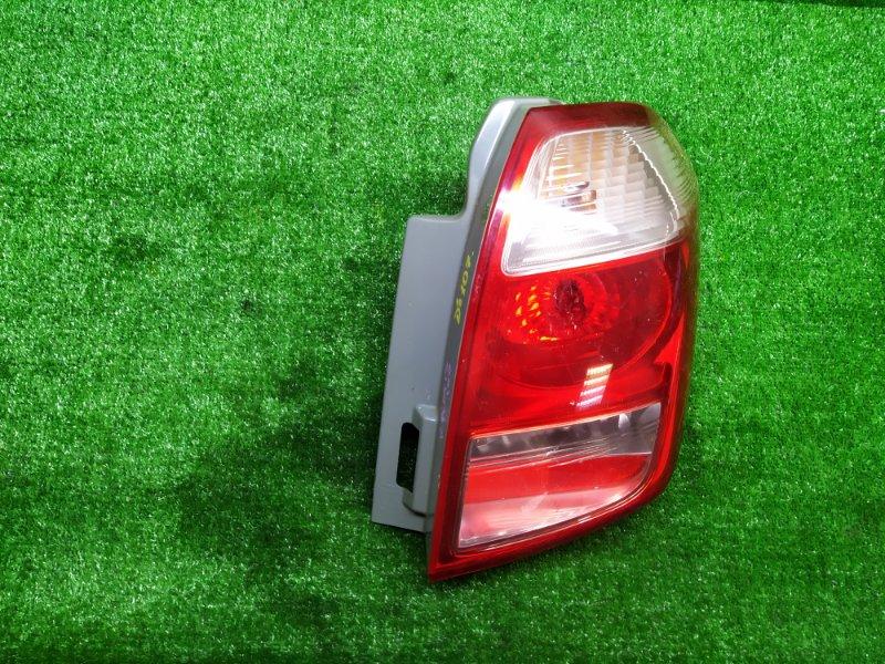 Стоп-сигнал Toyota Ractis SCP100 2SZFE 2006 правый (б/у) 107 52-159