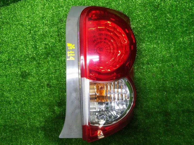 Стоп-сигнал Toyota Corolla Rumion NZE151 1NZFE 2007 правый (б/у) 12-54