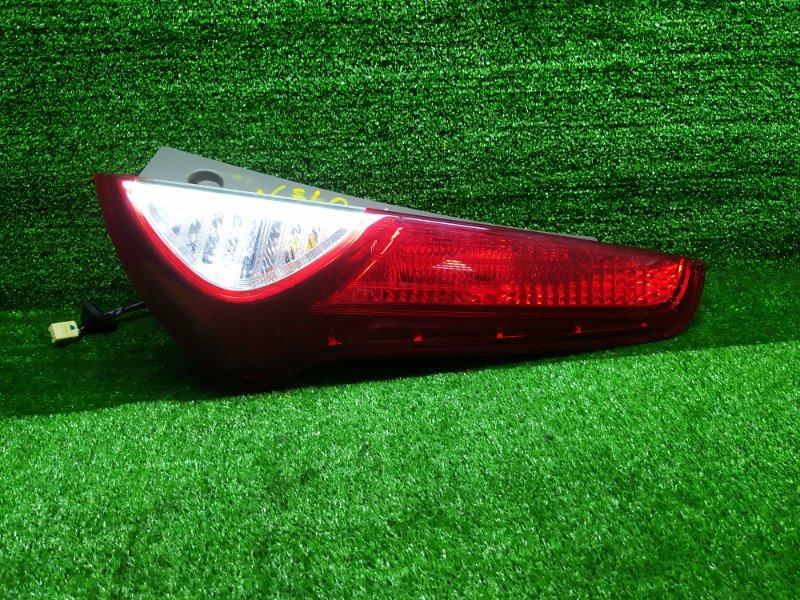 Стоп-сигнал Toyota Passo Sette M502E 3SZVE 2009 правый (б/у) 220-51958