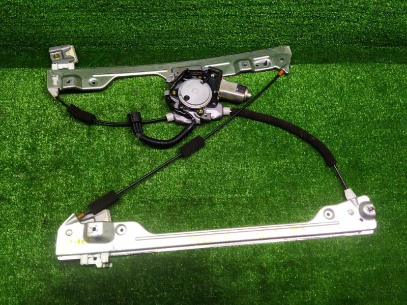 Стеклоподъемник Nissan Presage TNU31 передний правый (б/у)