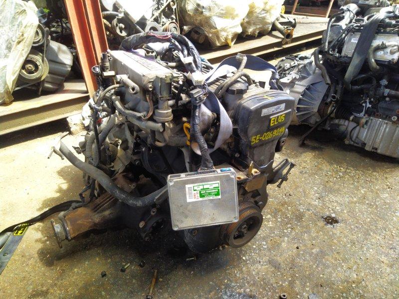 Двигатель Toyota Corsa EL45 5EFE 1993 (б/у) 0269219