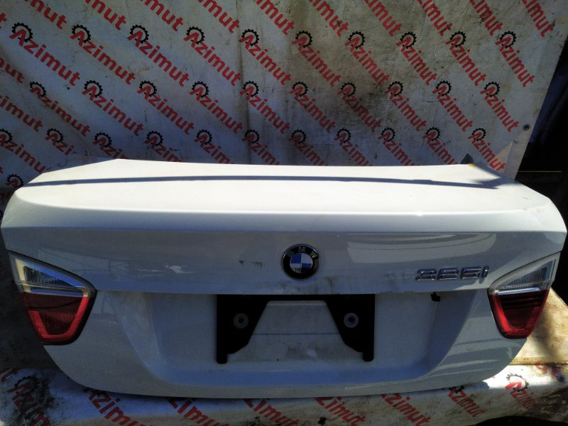 Крышка багажника Bmw 3-Series E90 N46B20 2007 (б/у) 455/2