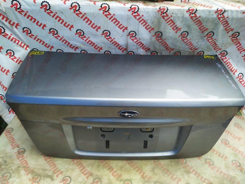 Крышка багажника Subaru Legacy BL5 EJ204DP 2006 (б/у) 459/2