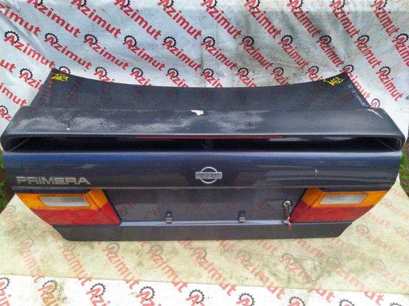Крышка багажника Nissan Primera P10 1994 (б/у) 463/2