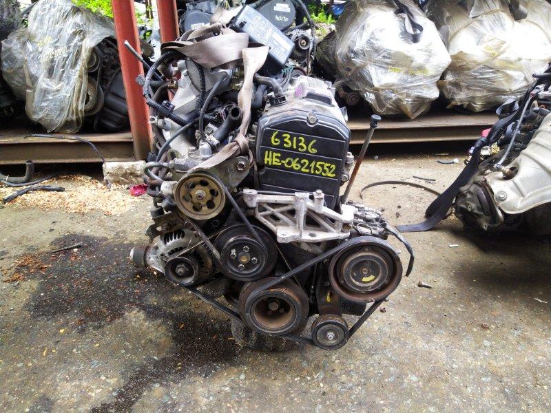 Двигатель Daihatsu Pyzar G313G HEEG 1997 (б/у) 0621552
