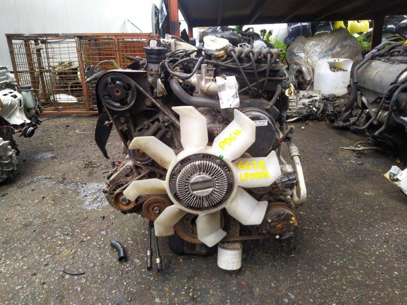 Двигатель Mitsubishi Delica PD6W 6G72 2000 (б/у) LP0776