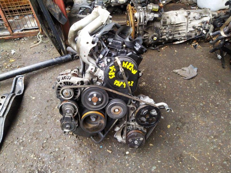 Двигатель Mitsubishi Ek Sport H82W 3G83 2009 (б/у) 798483