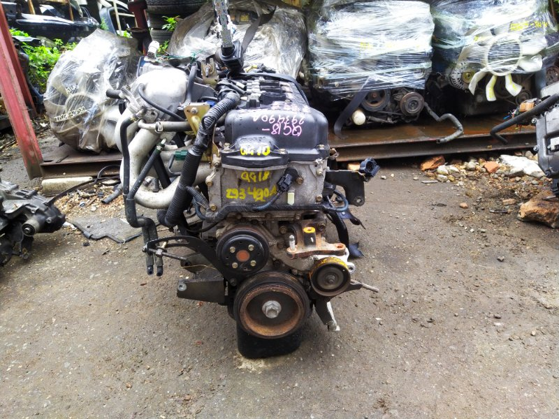 Двигатель Nissan Bluebird Sylphy QG10 QG18DE 2003 (б/у) 293490A