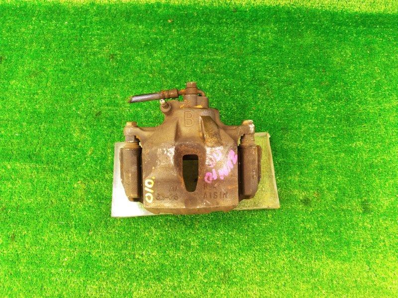 Суппорт Toyota Isis ZNM10 1ZZFE передний правый (б/у) 010 63-28