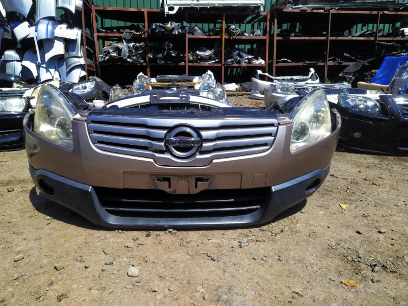 Nose cut Nissan Dualis KNJ10 MR20DE 2009 (б/у)