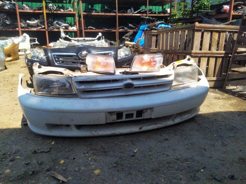 Nose cut Toyota Corsa EL45 5EFE 1993 (б/у) 241