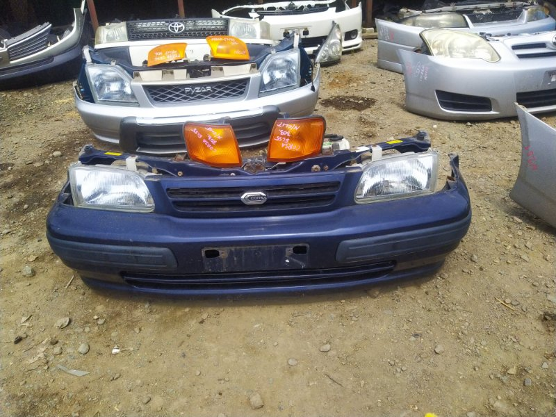 Nose cut Toyota Corsa EL55 5EFE 1997 (б/у) 245
