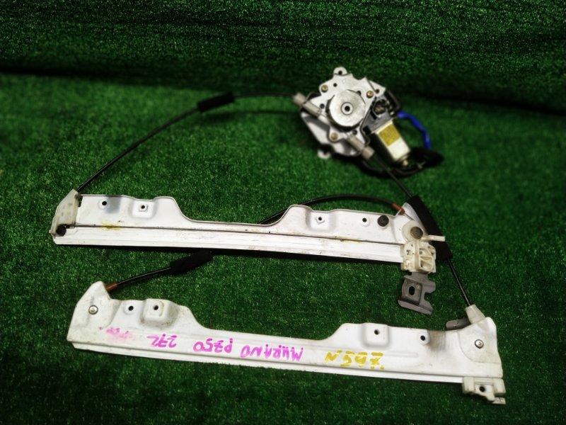 Стеклоподъемник Nissan Murano PZ50 VQ35DE 2006 (б/у) 597