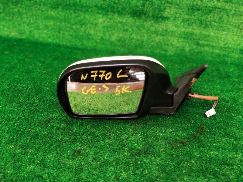 Зеркало Subaru Impreza GE3 2009 левое (б/у) 770