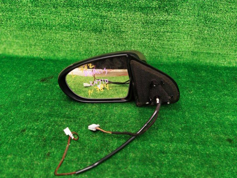 Зеркало Nissan Dualis KNJ10 MR20DE 2009 левое (б/у)