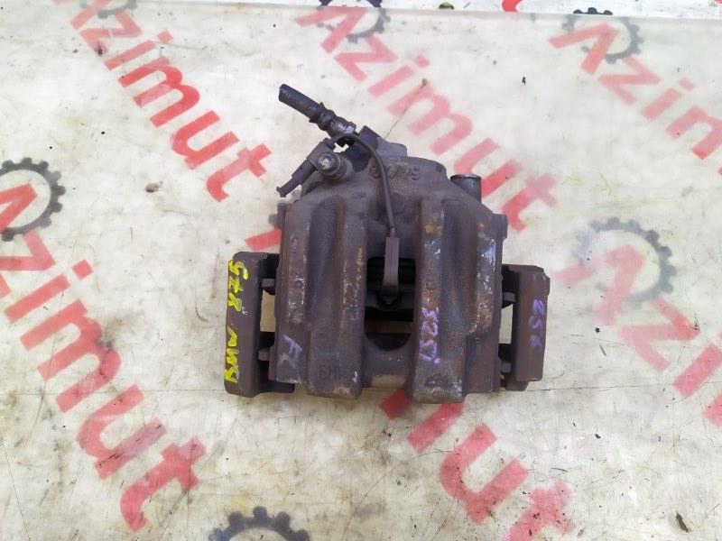 Суппорт Bmw 3-Series E90 N46B20 2007 передний левый (б/у)