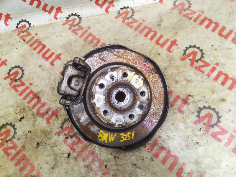 Ступица Bmw 3-Series E90 N46B20 2007 задняя правая (б/у)