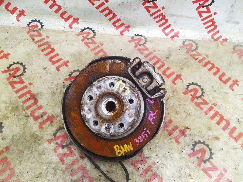 Ступица Bmw 3-Series E90 N46B20 2007 задняя левая (б/у)