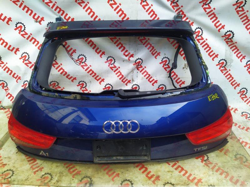 Дверь задняя Audi A1 8X CAXA 2014 (б/у) 152