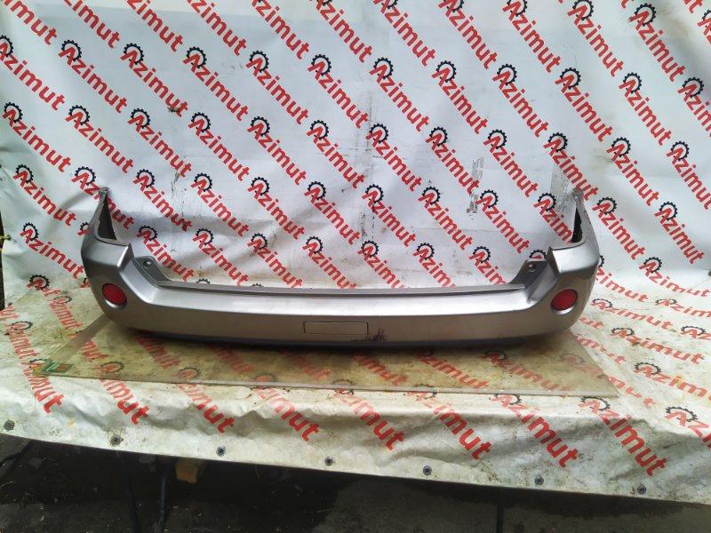 Бампер Nissan X-Trail NT30 QR20DE 2005 задний (б/у) 628